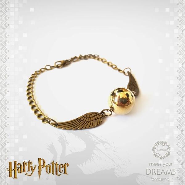 دستبند گوی زرین