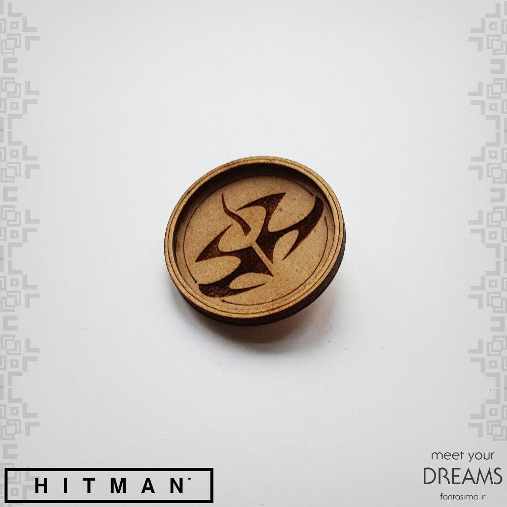 پیکسل چوبی هیتمن