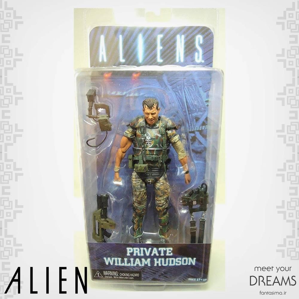 اکشن فیگور سرباز ویلیام هادسون