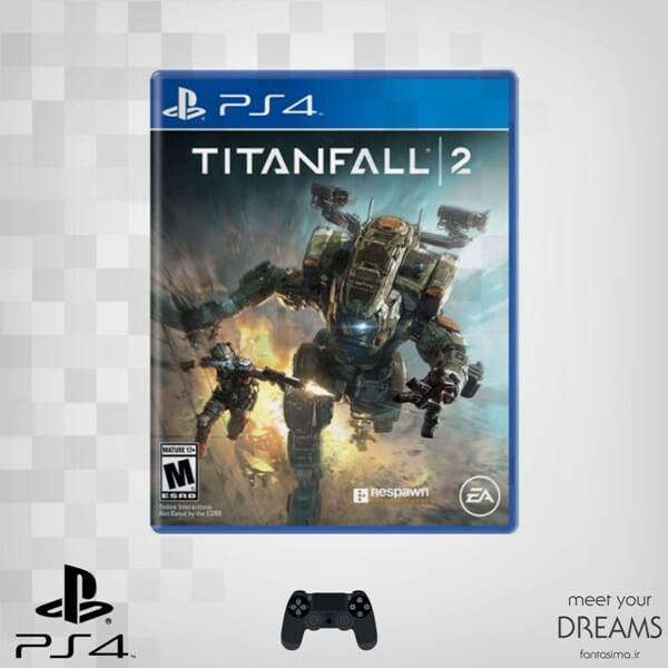 بازی  titanfall 2