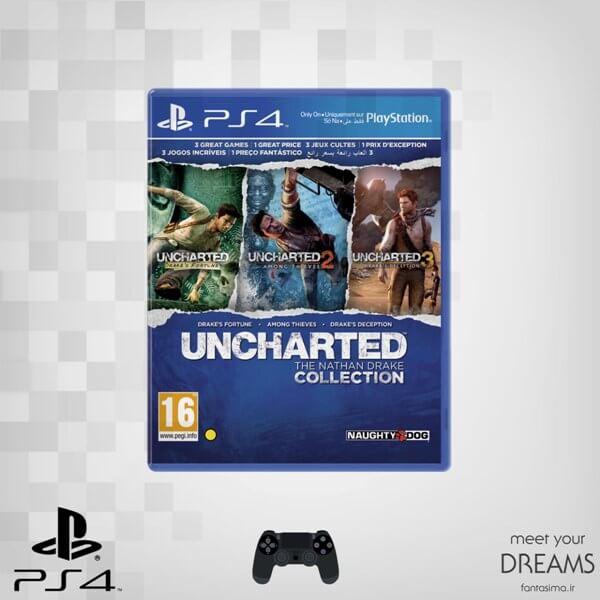 بازی  uncharted collection