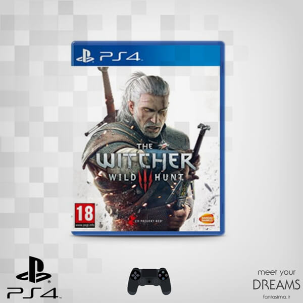 بازی  witcher 3 : wild hunt