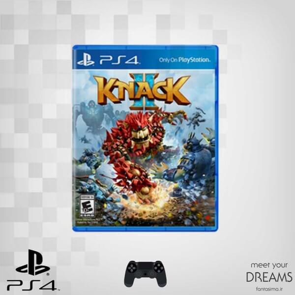 بازی knack 2