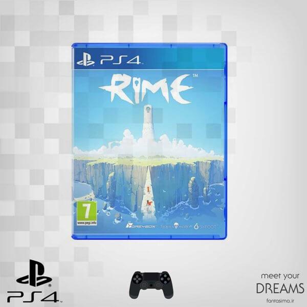 بازی rime