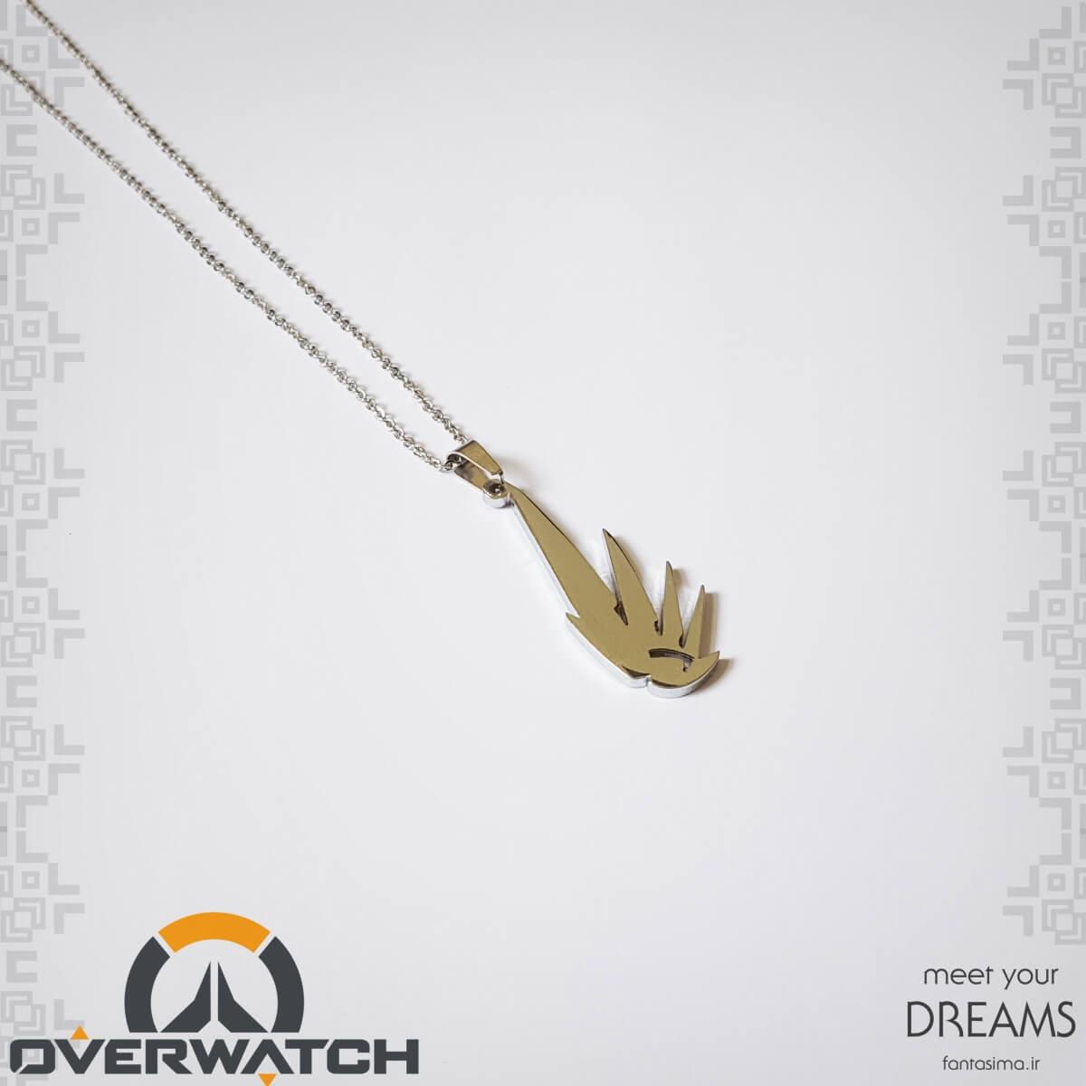 گردنبند نماد مرسی -اورواچ