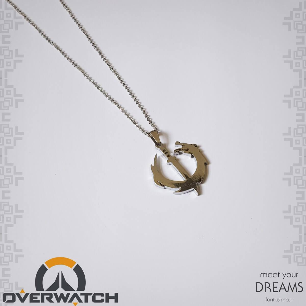 گردنبند نماد گنجی-اورواچ