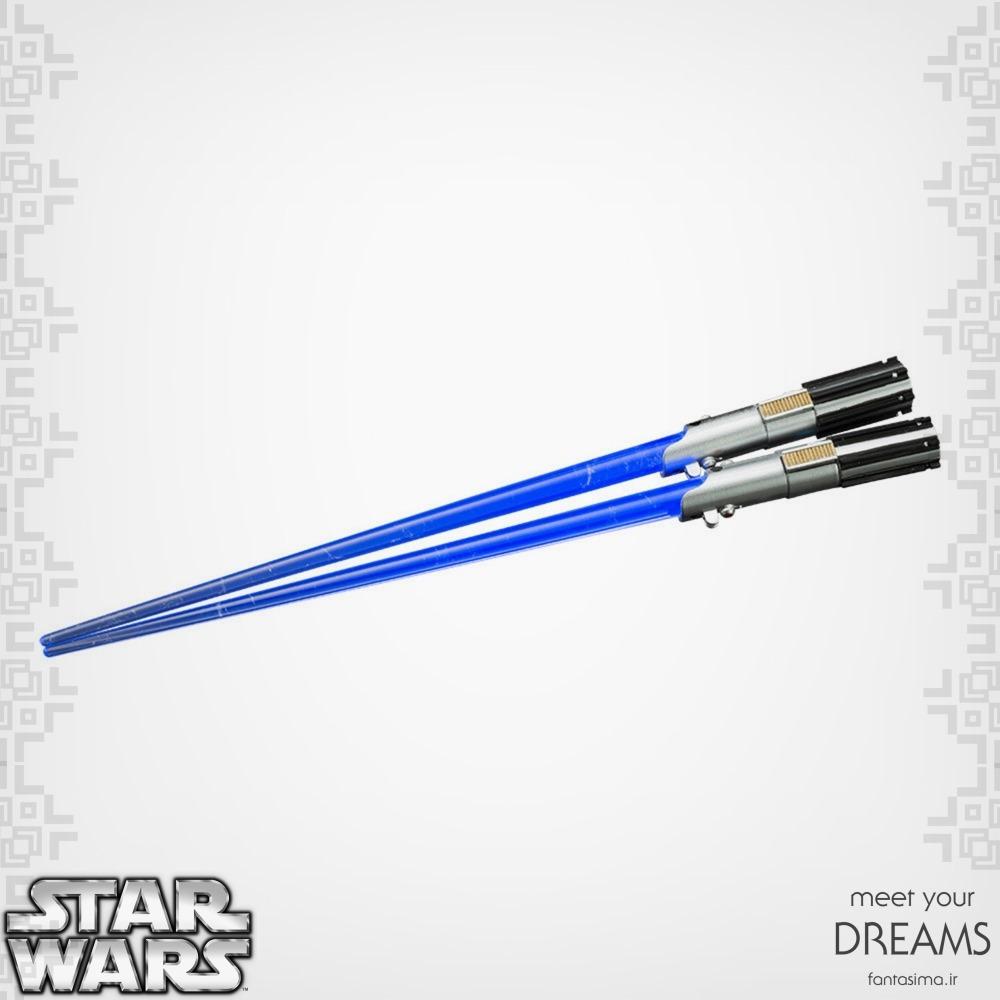چاپستیک های چراغ دار جنگ ستارگان