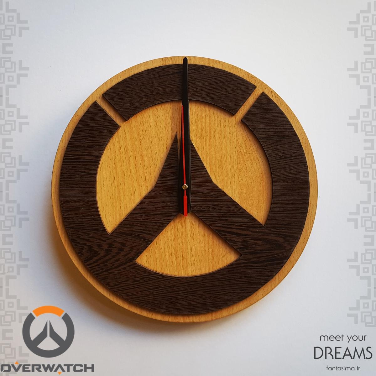 فانتزیآرت ساعت نماد اورواچ