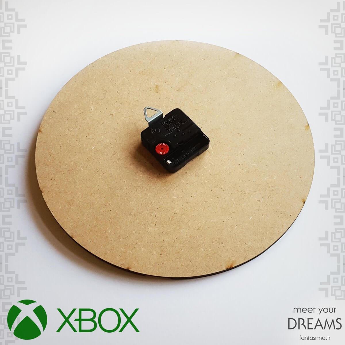 فانتزیآرت ساعت نماد xbox