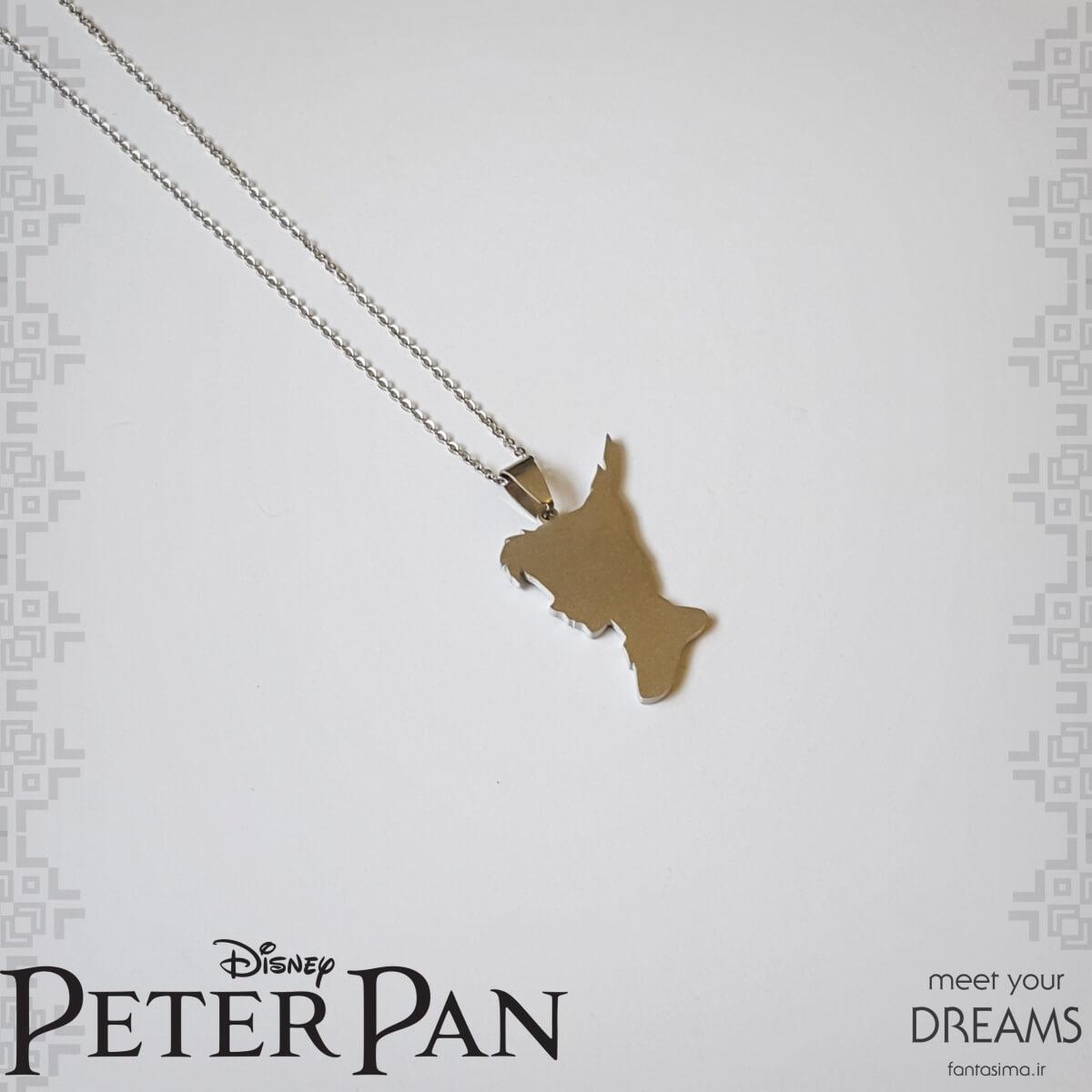 گردنبند  پیترپن  - مات