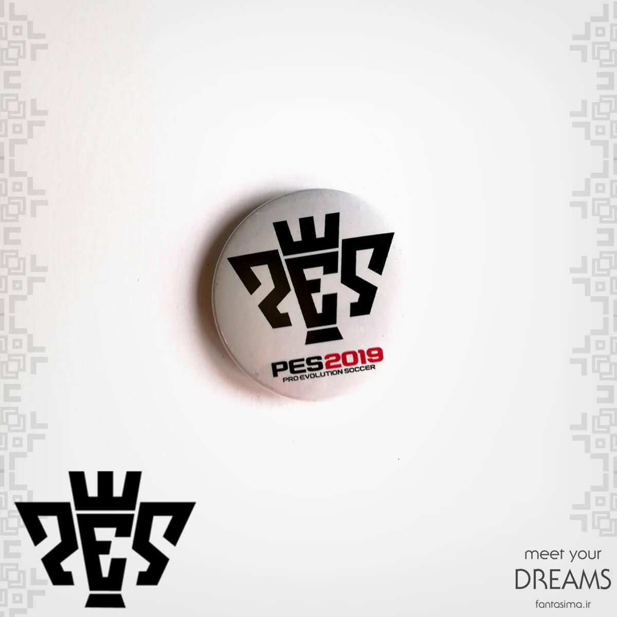 پیکسل فلزی pes2019