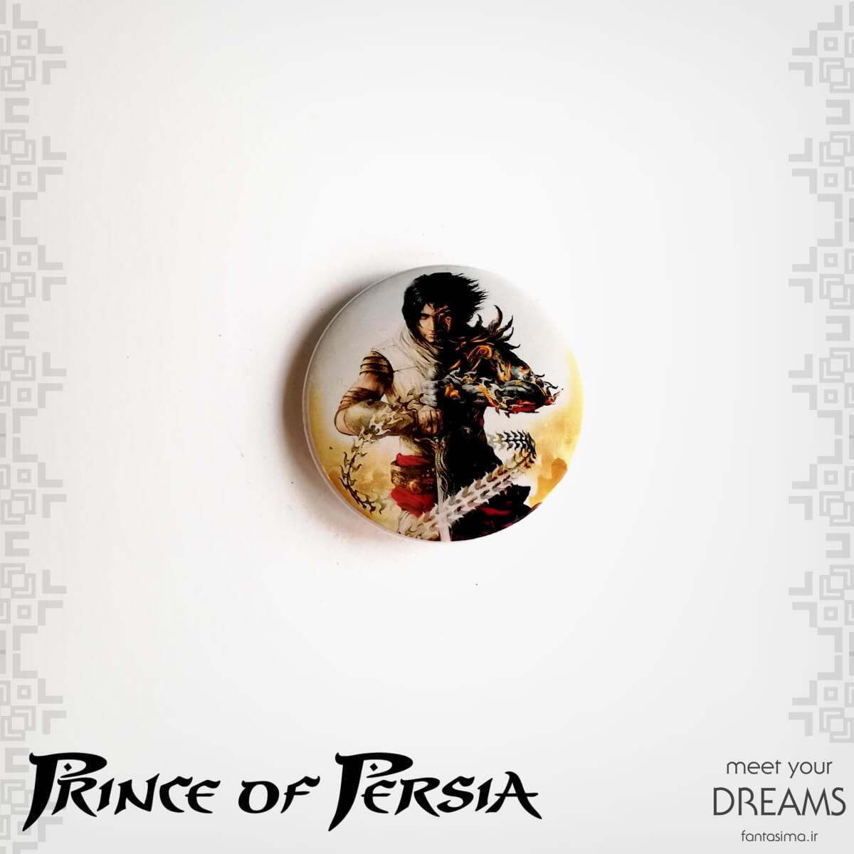 پیکسل فلزی prince of persia