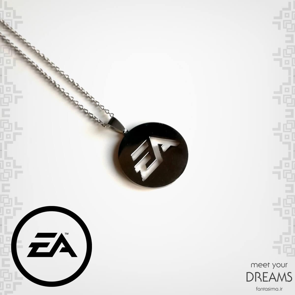 گرننبند استیل نماد الکترونیک آرت (EA)