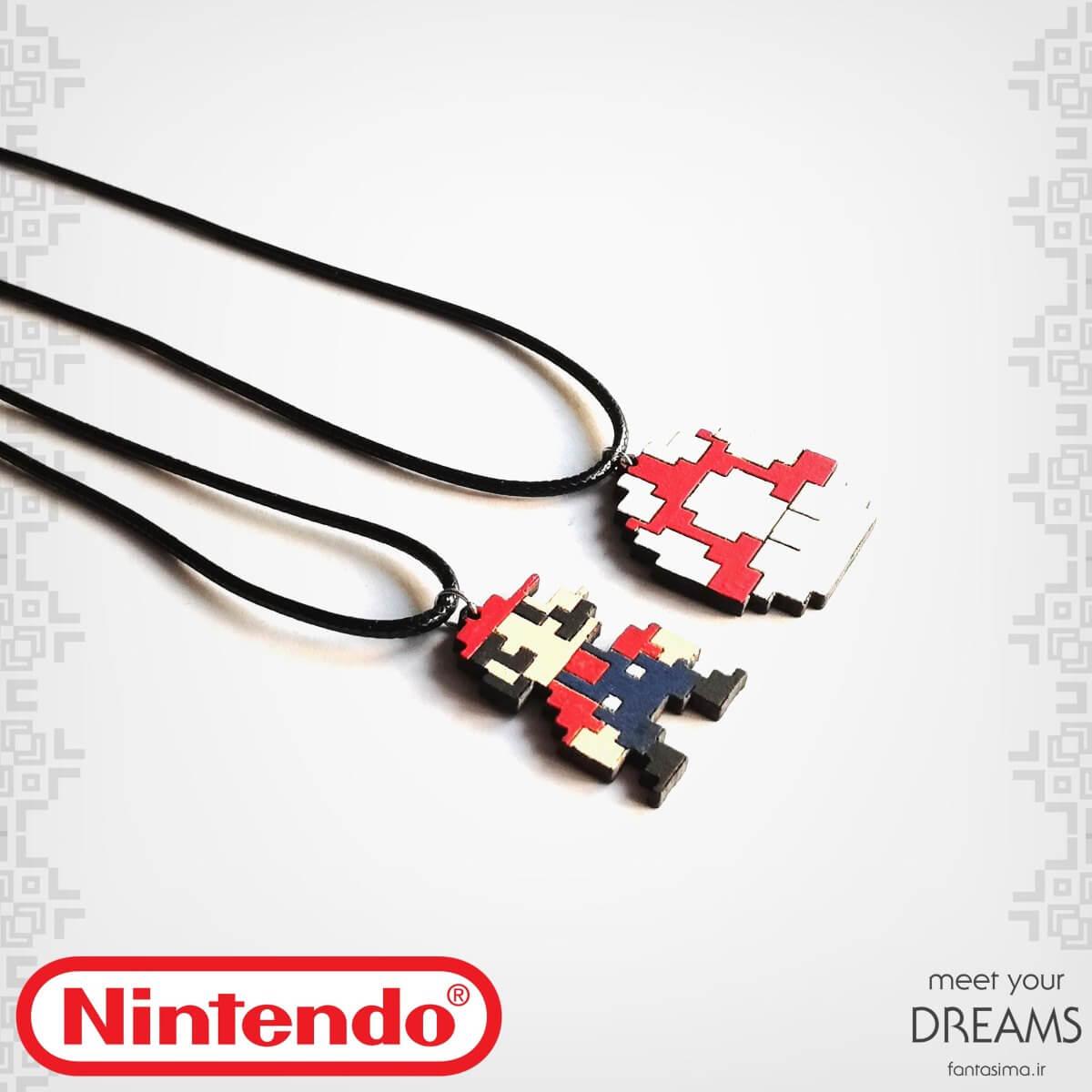 ست گردنبند ماریو