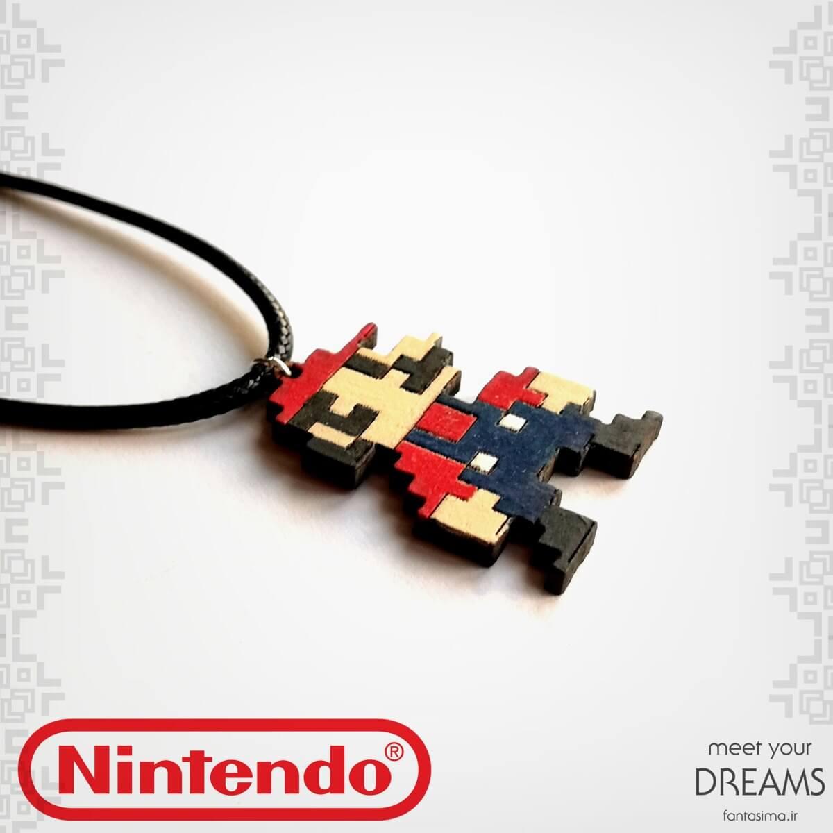 فانتزیآرت گردنبند ماریو