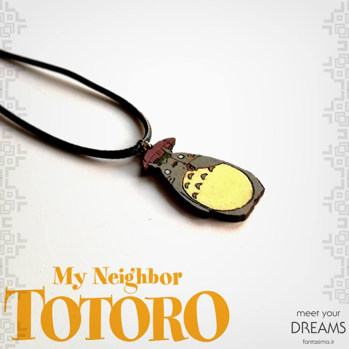 فانتزیآرت گردنبند توتورو