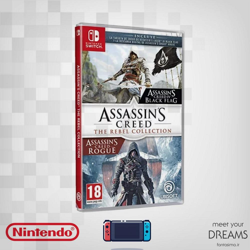 بازی AC-ezio collection