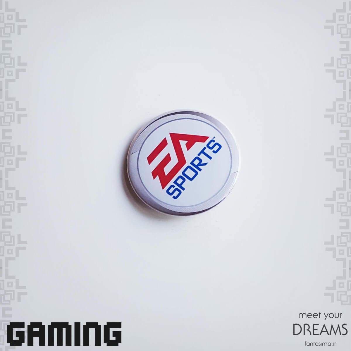پیکسل فلزی EA