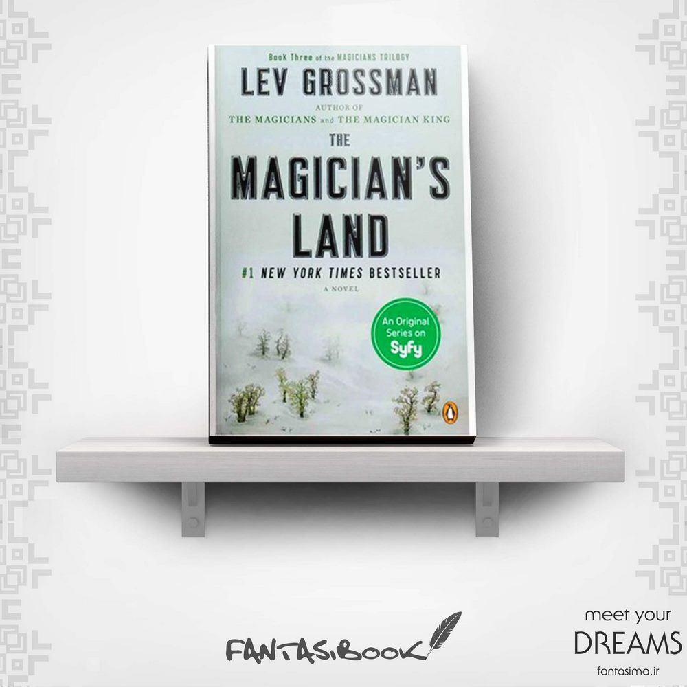 کتاب جادوگران – جلد 3 – سرزمین جادوگران – انگلیسی