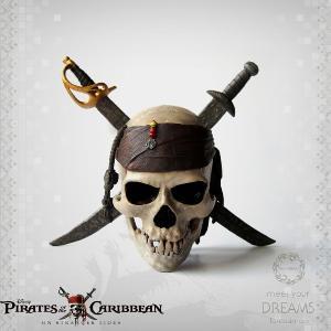 جمجمه دزدان دریایی کارائیب