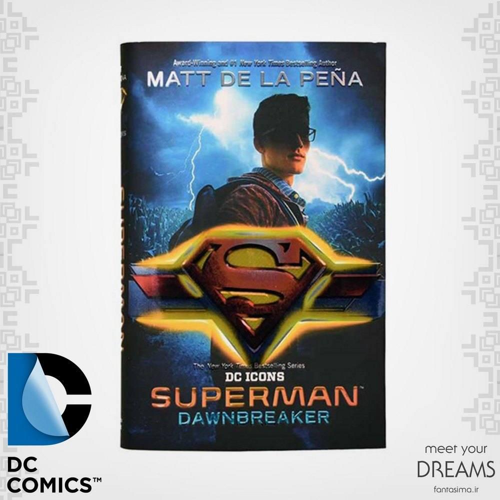 کتاب سوپرمن – ظلمت شکن - انگلیسی