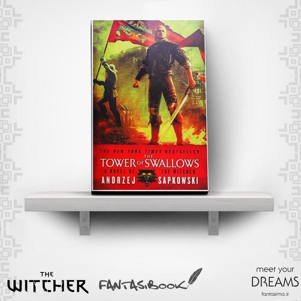 کتاب ویچر – جلد 6 – برج پرستو – انگلیسی