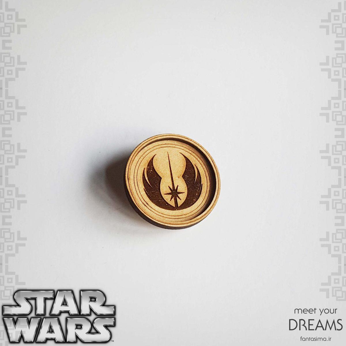 پیکسل چوبی Jedi Order
