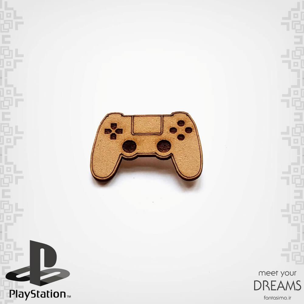 پیکسل چوبی کنترلر پی اس ۴ DualShock4