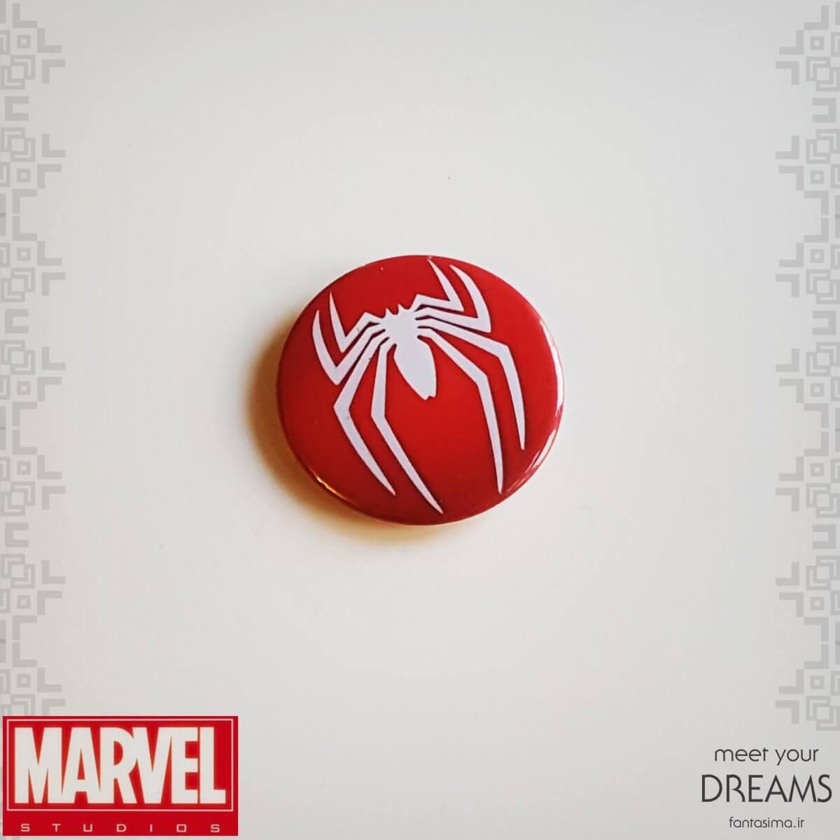 پیکسل فلزی Marvel's spider man