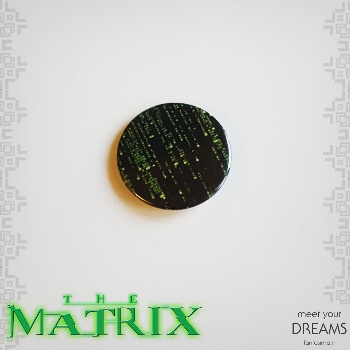 پیکسل فلزی THE MATRIX