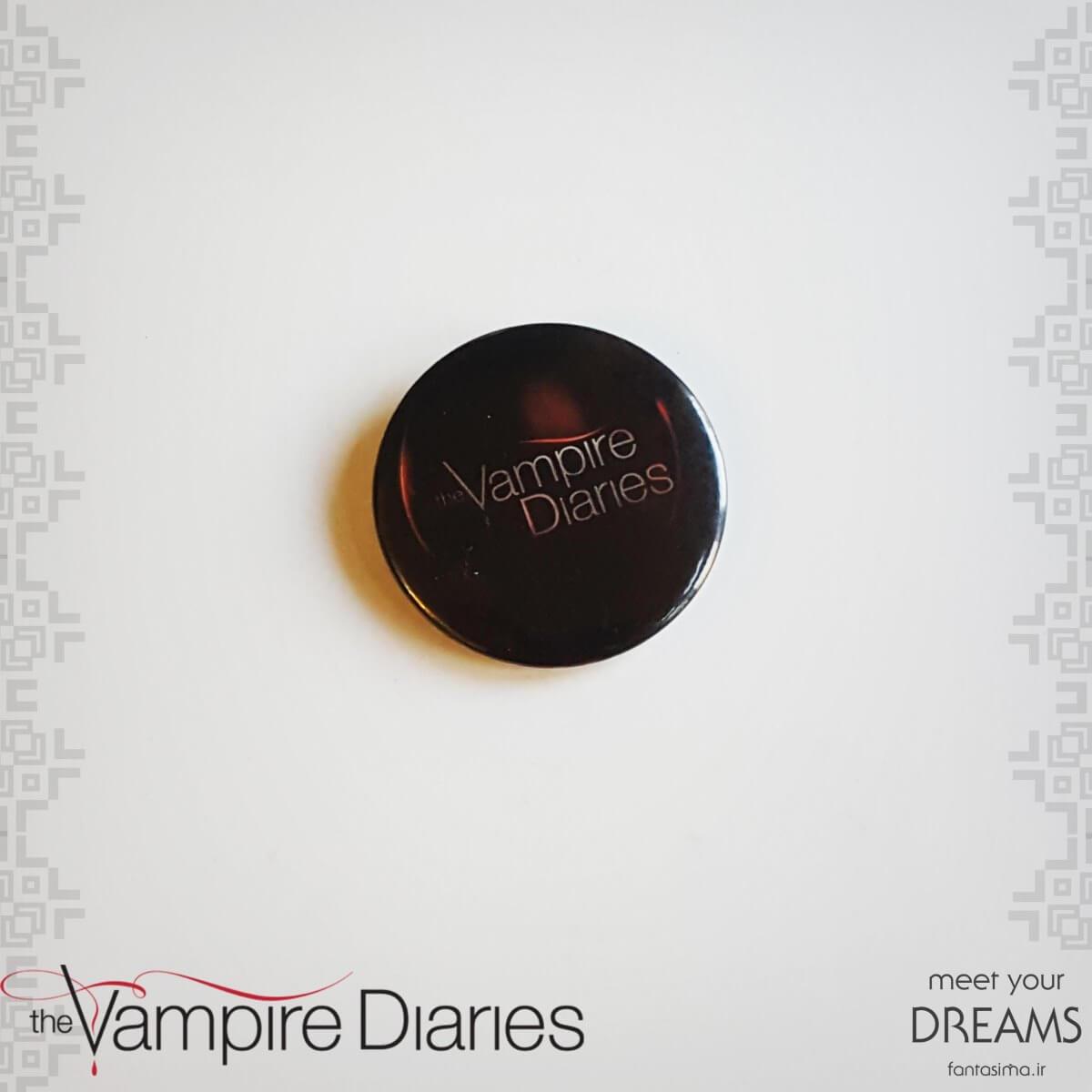 پیکسل فلزی vampire diares