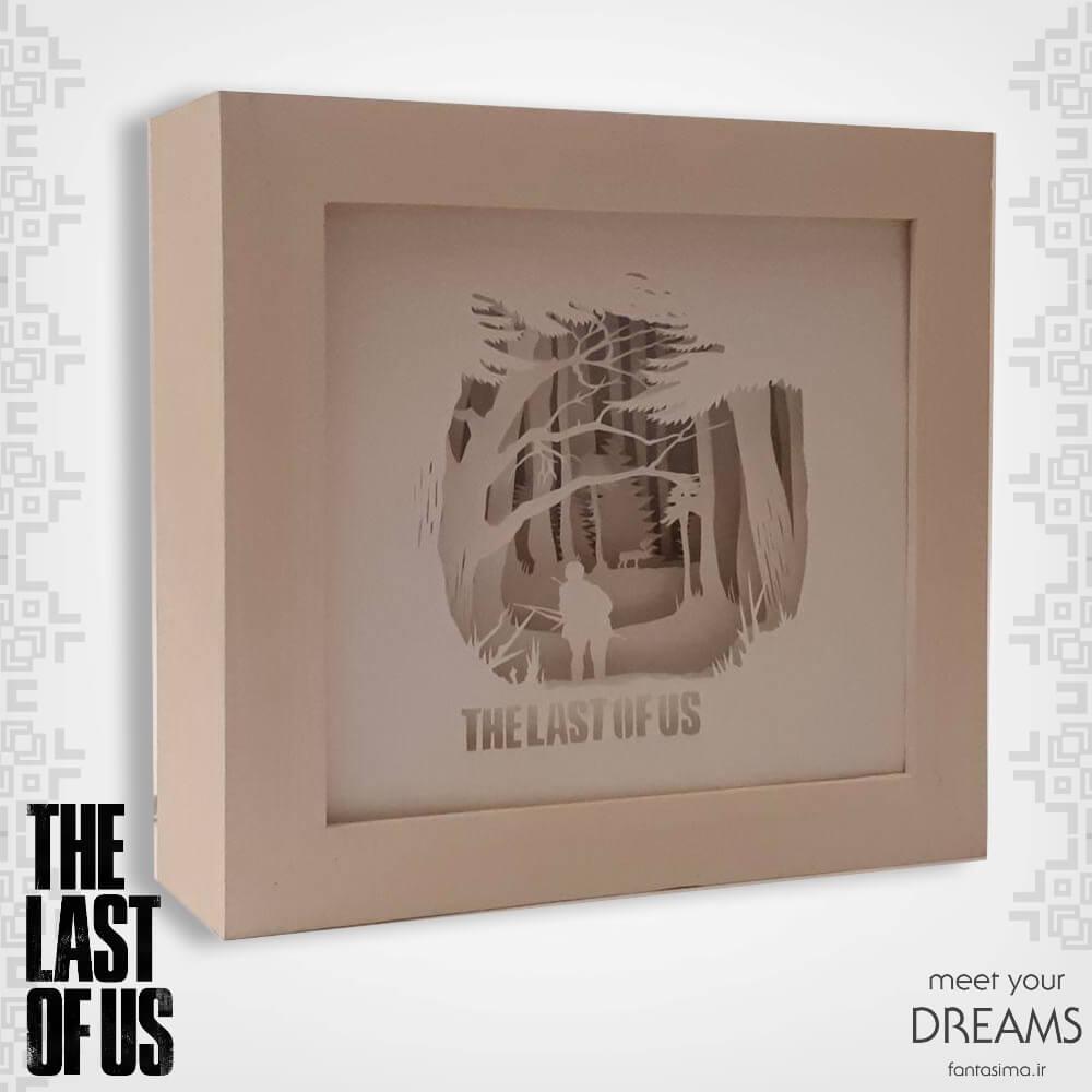 فانتزیآرت شدو باکس The Last Of Us