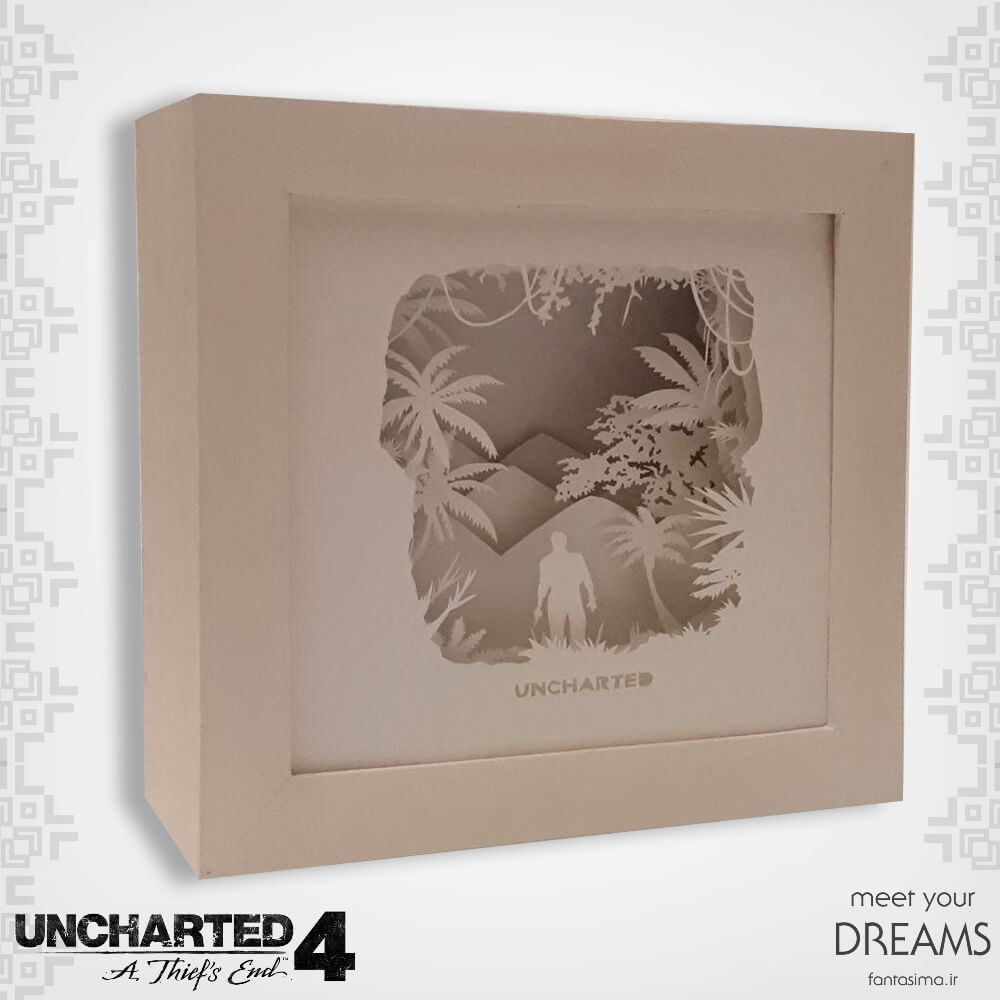 فانتزیآرت شدو باکس Uncharted 4