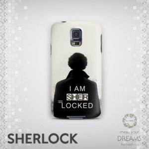 قاب موبایل شرلوک