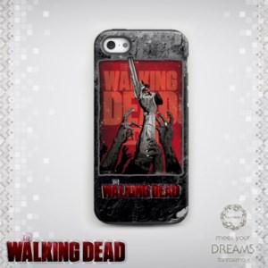 قاب موبایل مردگان متحرک 3