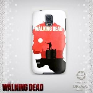 قاب موبایل مردگان متحرک 2