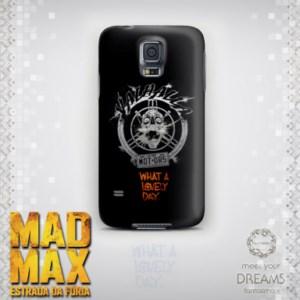 قاب موبایل مَد مکس