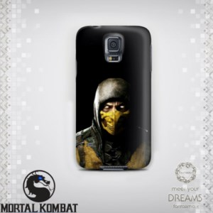 قاب موبایل مورتال کامبت