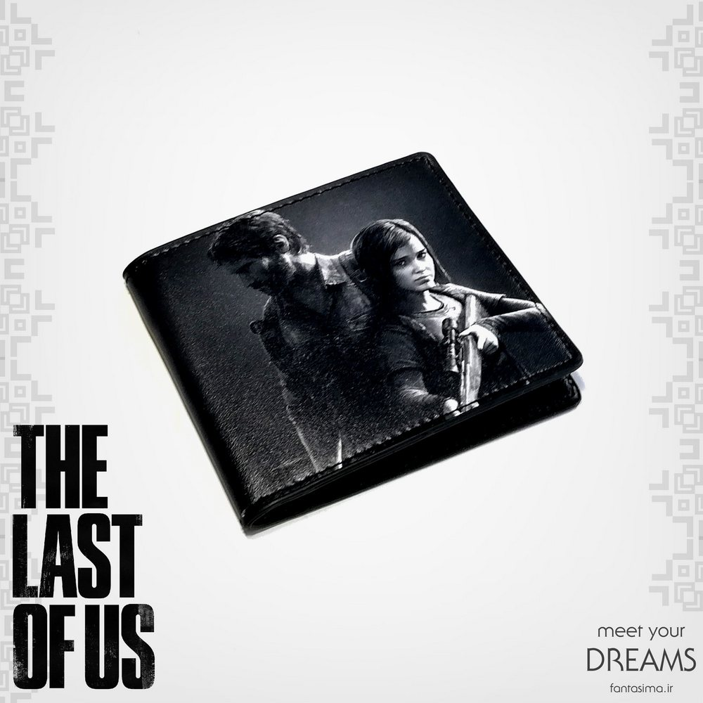 کیف پول The Last of Us